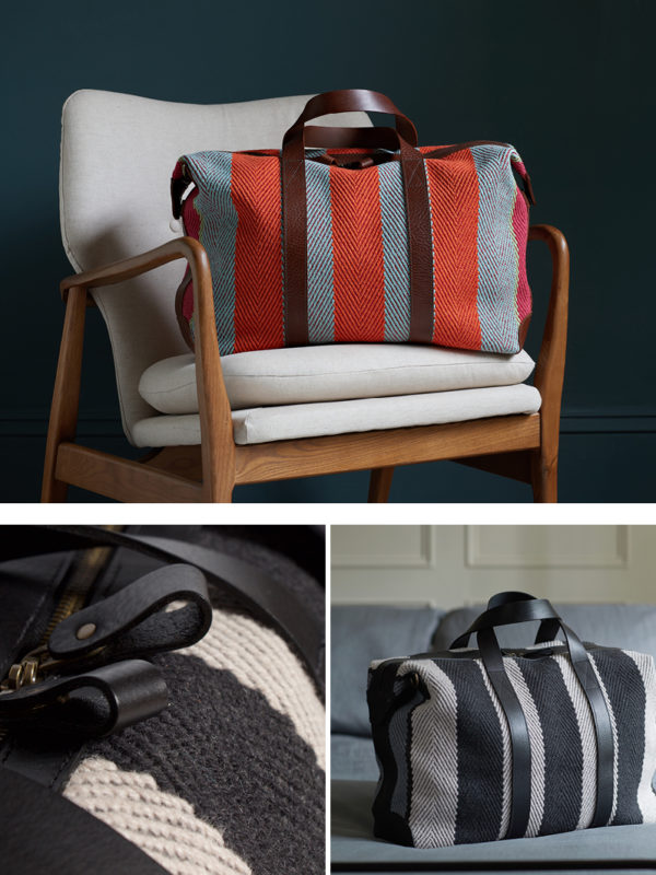 Roger Oates Lifestyle: Travel Bags