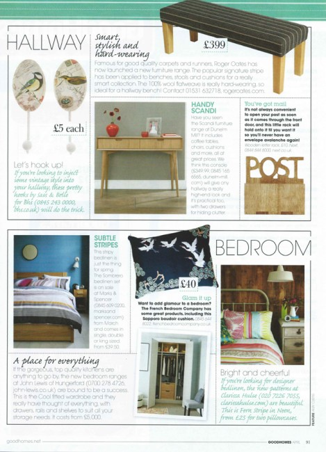 Good Homes - April 2014