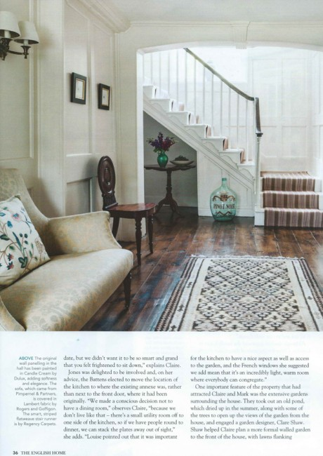 The English Home - September 2014