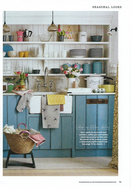 Country Homes & Interiors - April 2016