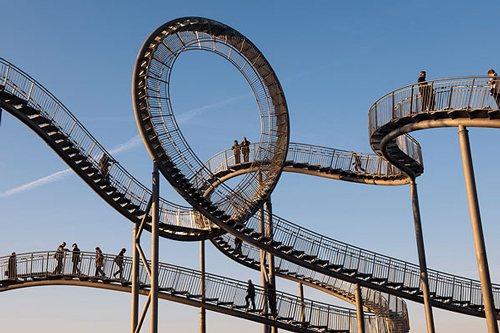 The Tiger and Turtle
