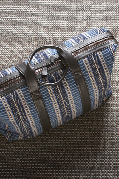 Roger Oates Travel Bag - Masai Indigo