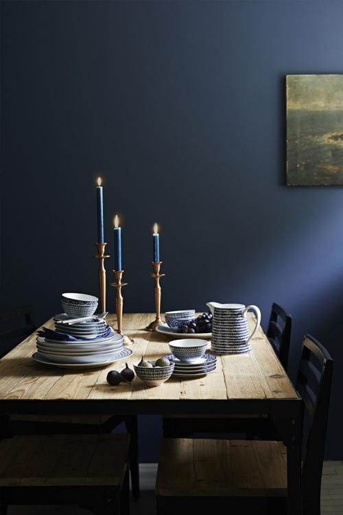 Roger Oates _ Blue Table
