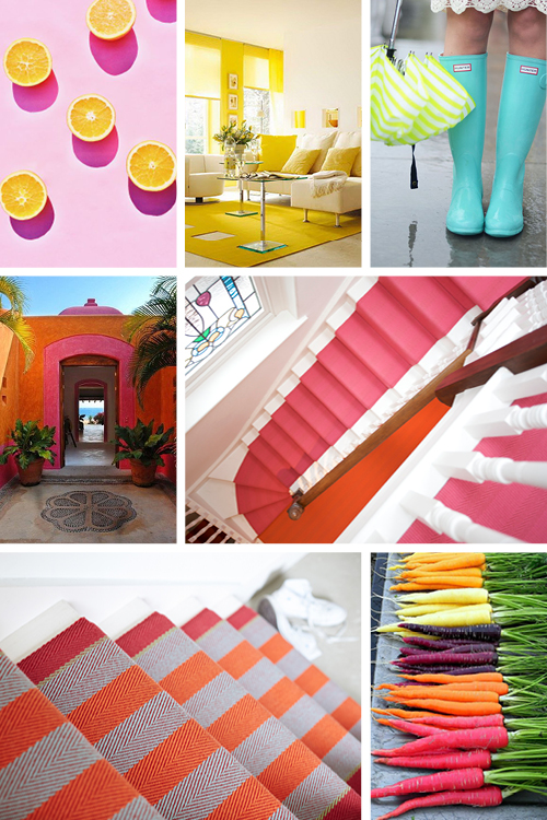 Summer Brights from Roger Oates