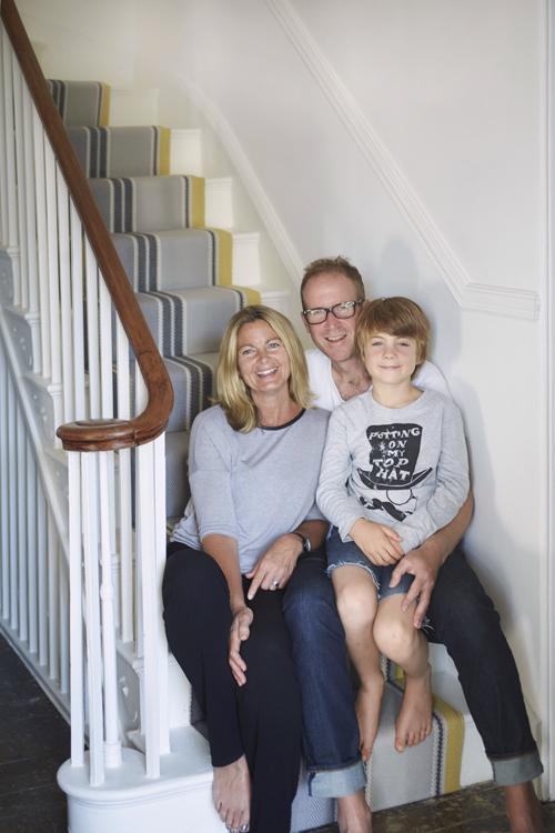 A Bespoke Runner For A Family Home