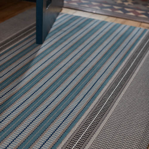 Pelham & Vernon Chalk & Croft Blue (Rug)