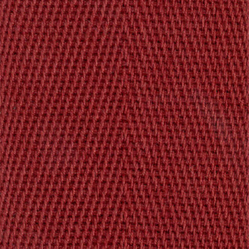 Linen Tape Turkey Red